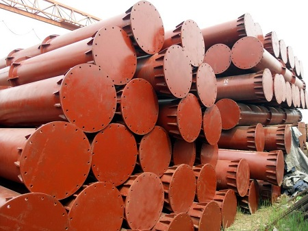 广西专业生产钢支撑钢围檩贝博
