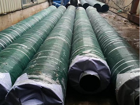 沧海专业生产钛纳米玻璃钢防腐复合钢管