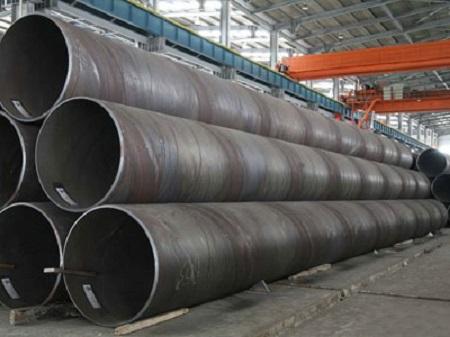 双面埋弧焊钢管大口径排水管道