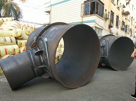 广西钢管管件贝博钢管销售批发