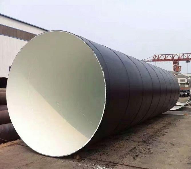 大口径ballbet钢管防腐钢管