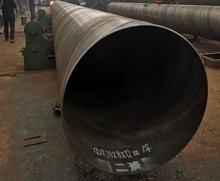 大口径双面埋弧焊管DN2400