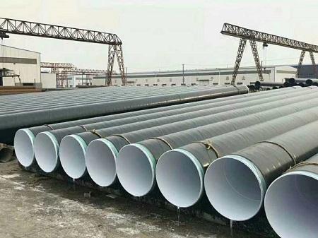 下水道循环排水系统专用螺旋管厚壁钢管